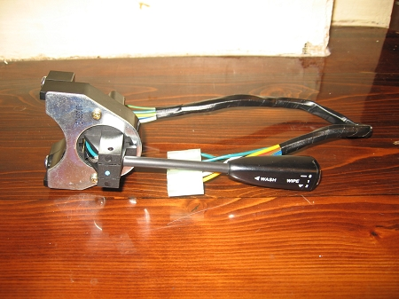wiper washer overdrive switch for mgb 1974 1976 \u0026 midget 1974