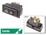 Headlamp Switch Genuine Lucas Triumph TR6 73-76 GT6 + Spitfire 1969-1980
