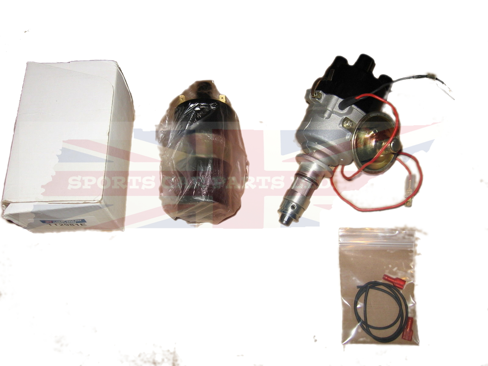 Electronic Ignition Distributor For Triumph Spitfire 1962 1974