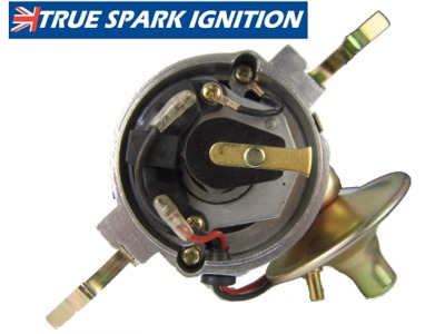 Mg midget electronic ignition