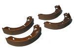 New Rear Brake Shoes MGB 1963-1980