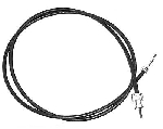 Speedometer Cable 48 Inch MGB to 67, Midget 68 to 74, Spitfire 63 to 67