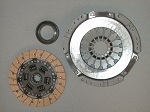 Powertune Clutch Kit for Triumph TR250 and TR6