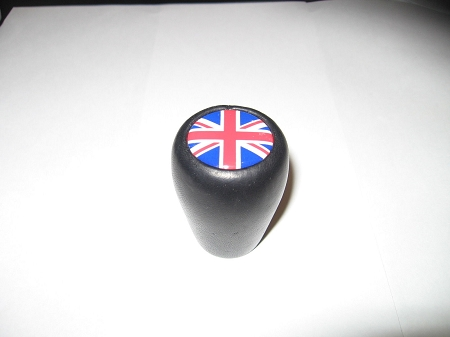 New Leather Gear Shift Knob For Triumph Tr4 Tr250 Tr6 Spitfire With