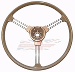 OE Type Reproduction Steering Wheel for MG TD TF