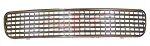 Complete Front Grille Assembly for Austin Healey Sprite 1962-69