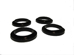Thicker Polyurethane Rear Spring Pad Set TR4A to TR6
