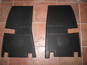 Floor Mat Rubber  MGA 1955-1962