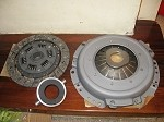 Clutch Kit 3 Piece for MGB Powertune