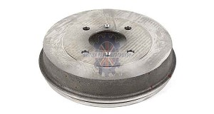 Brake Drum Rear 9 Inch TR3A to TR4 Solid Axle