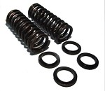 Road Spring Set Rear HD TR4A to TR6