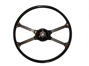 Original Type Reproduction Steering Wheel for MGA 1955-1962