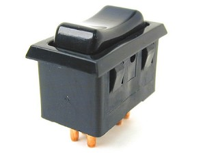 WIndow Lift Switch for Jaguar XJ6 from 1979-1987 and XJS Sunroof 1978-92