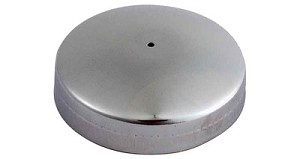 Polished Chrome Plated Oil Filler Cap for Alloy Valve Covers