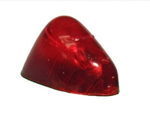 Tail Lamp Lens Bugeye Sprite, MGA, TR2 and TR3