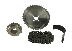 Timing Chain and Gear Kit TR3 to TR4A