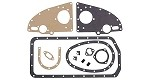 Lower Gasket Set TR250-TR6, GT6