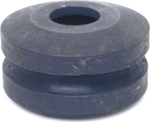 Jaguar  Muffler Mount Rubber Ring for XJ6 1969-1987 and XJS from 1976-1983.