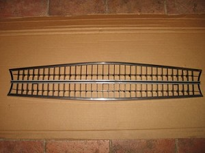 Grille Assembly for 1969-1976 TR6