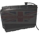Radiator for MG MGA 1955-1962