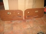Pair of Door Panels for MGB 1977-80 - Autumn Leaf