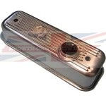 Polished Finish Alloy Valve Cover for MGA MGB 1955-1980