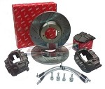 Big Brake Kit for Triumph TR250 TR6 All Years