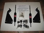 Shock Conversion Kit Rear TR4A-TR6