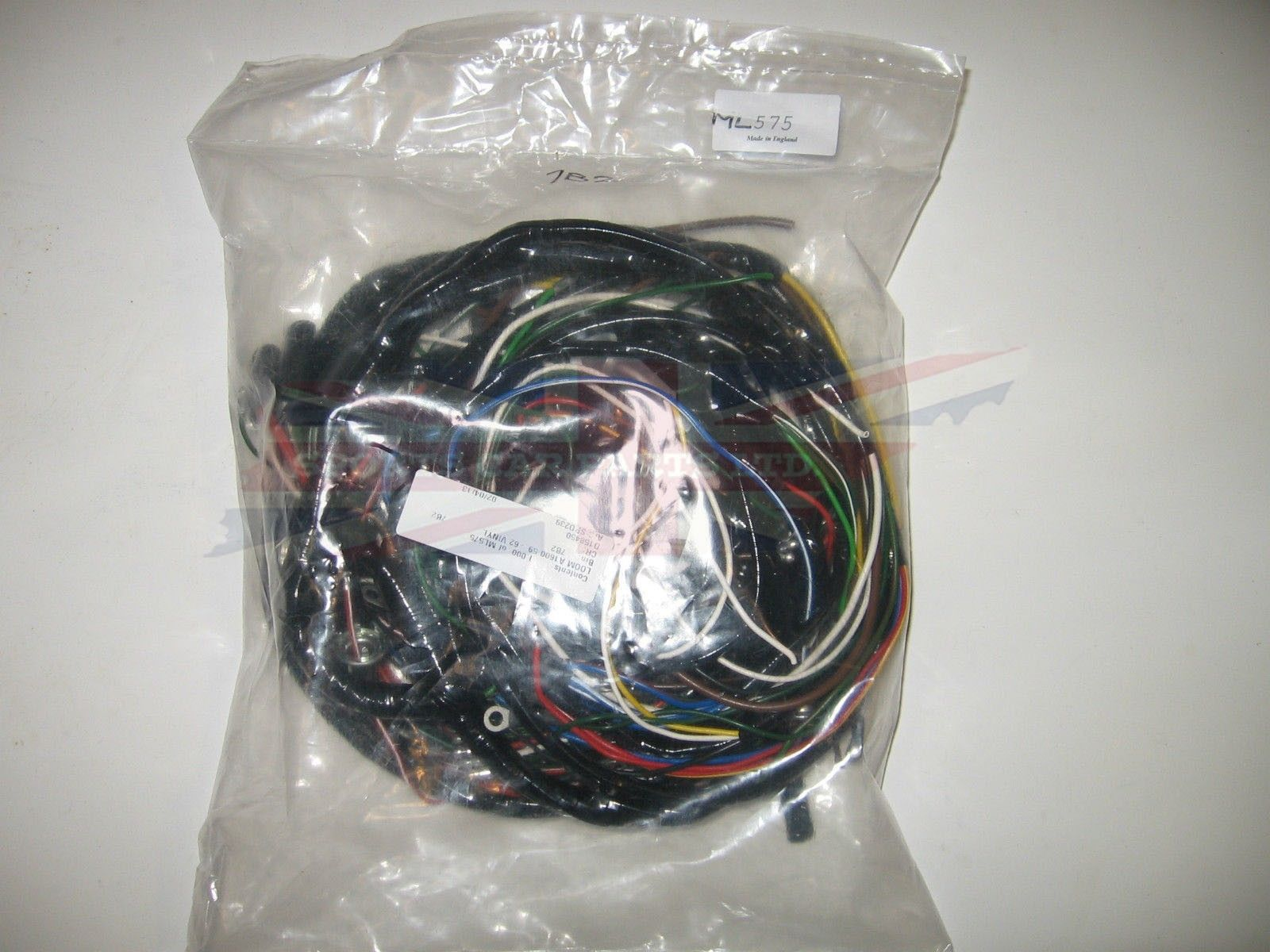 Vinyl Covered Wiring Harness for MG MGA 1955-1959 1500